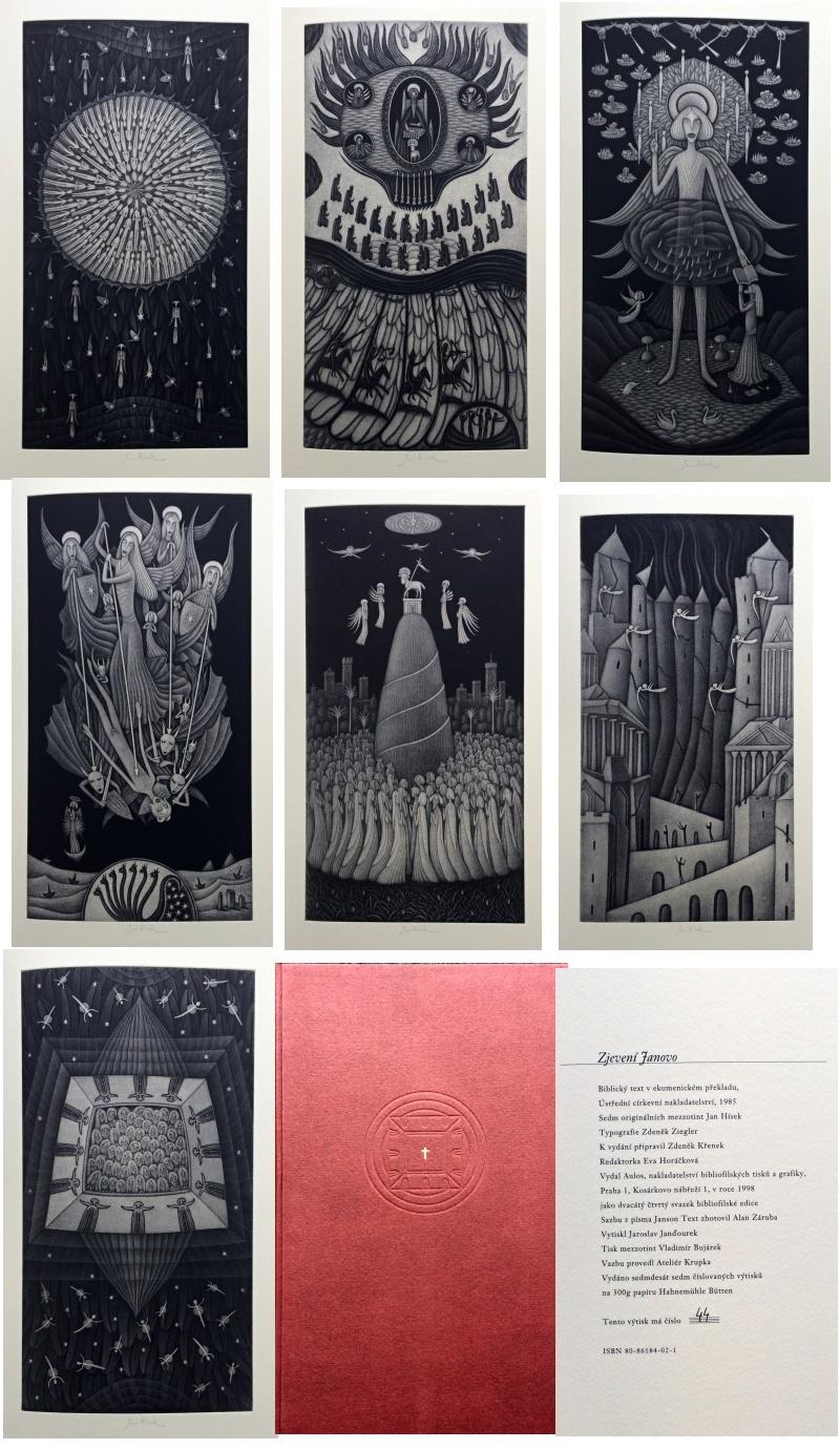 Hísek Jan (1965) : Zjevení Janovo