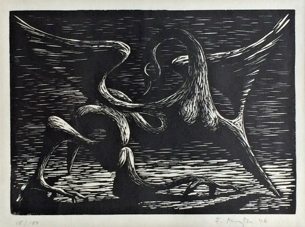 Muzika František  (1900 - 1974) : Ptáci