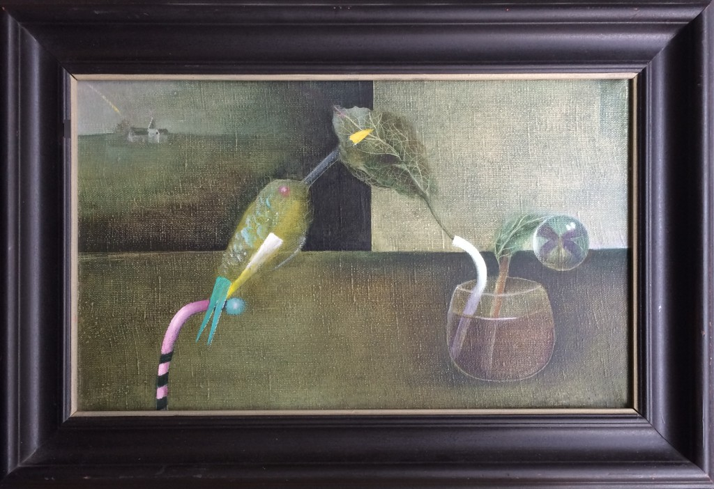 Rossí Karel (1955) : Surealistické zátiší