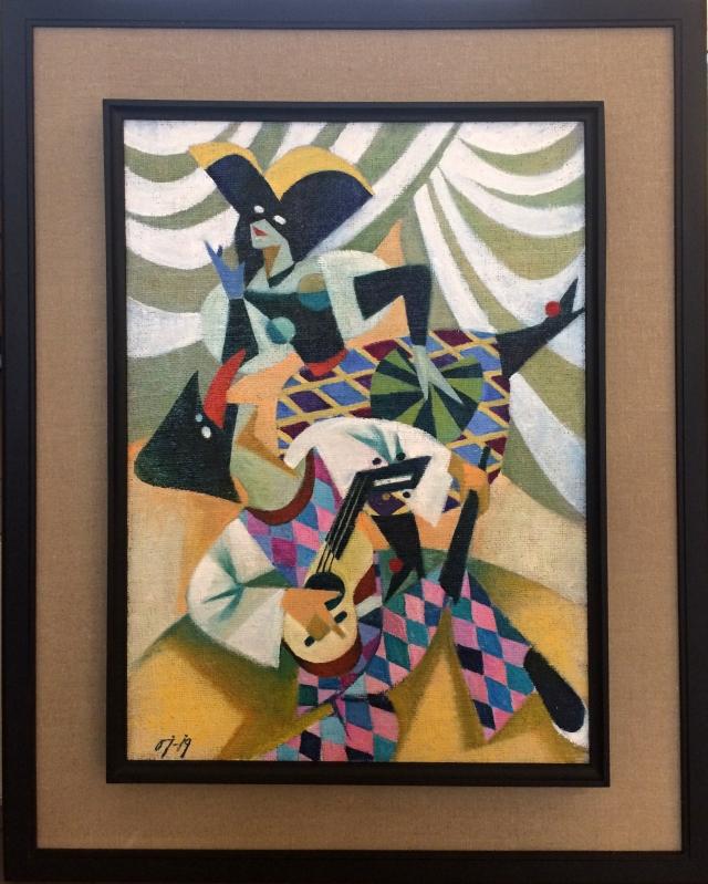 Jelínek Oldřich (1930) : Commedia dell´Arte