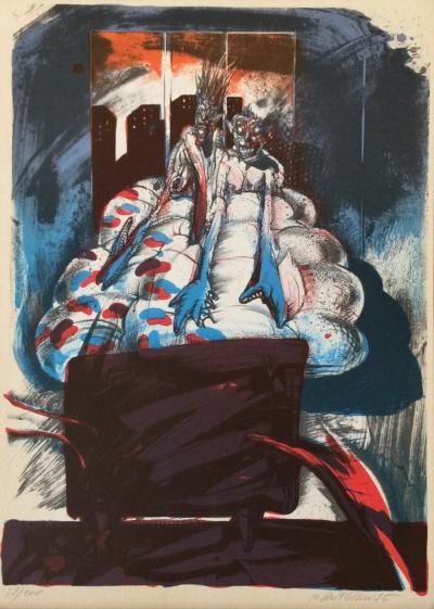 Rittstein Michael (1949) : Svatební noc