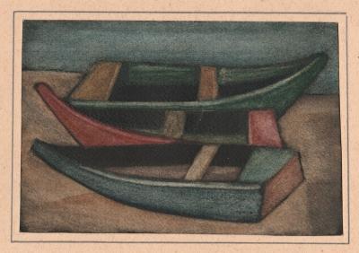 Beneš Vlastimil (1919 - 1981) : Lodičky