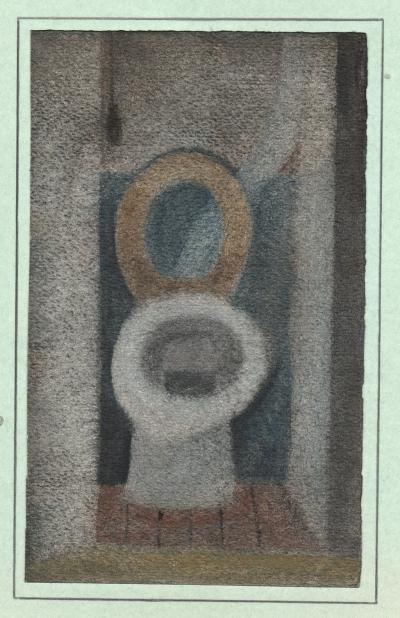 Beneš Vlastimil (1919 - 1981) : Toileta