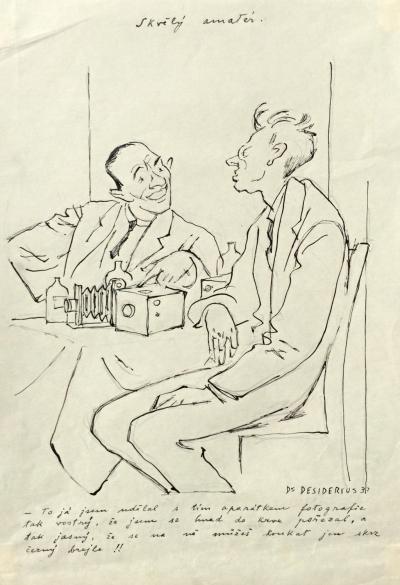 Desiderius (Hugo Bottinger) 1880 - 1934 : Skvělý amatér