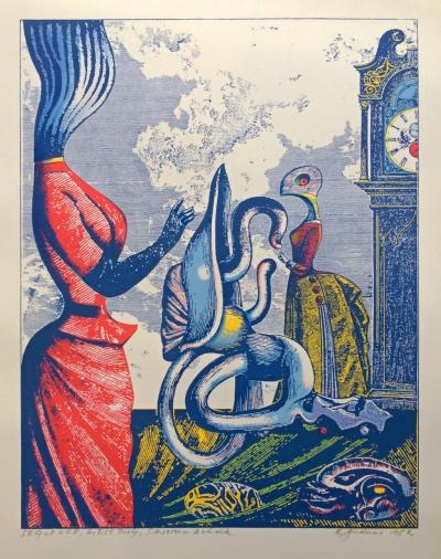 Guderna Ladislav (1921 - 1999) : Sequence