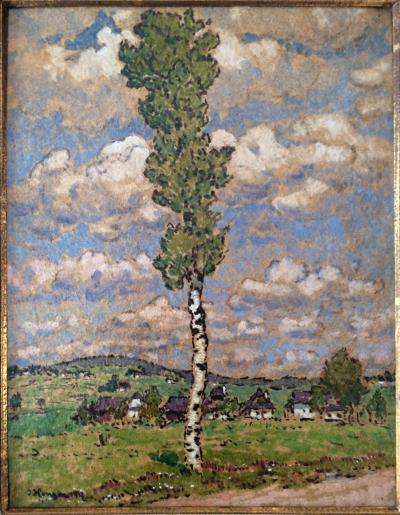 Honsa Jan (1876 - 1937) : Ze Svaté Kateřiny
