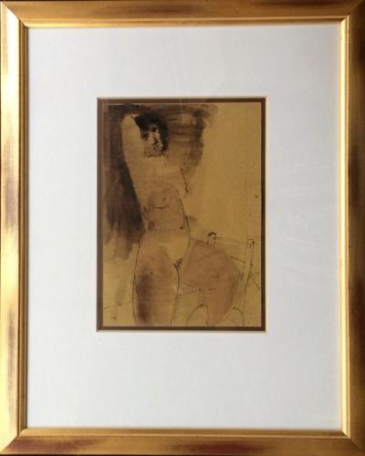 Janeček Ota (1919 - 1996) : Akt
