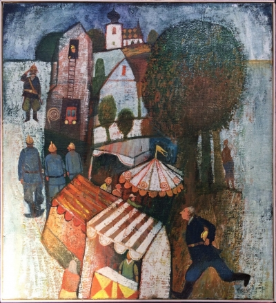 Kindler Alfréd (1925) : Svátek hasičů
