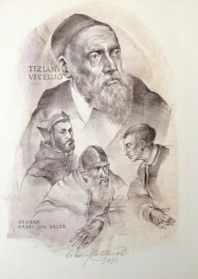Kulhánek Oldřich (1940 - 2013) : Tizian