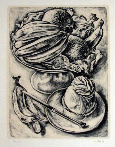 Bouda Cyril (1901 - 1984) : Zátiší