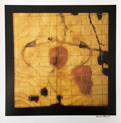 Reynek Daniel (1928 - 2014) : Za oknem