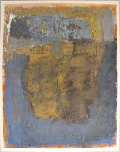 Šimotová Adriena (1926 - 2014) : Rezavý odraz