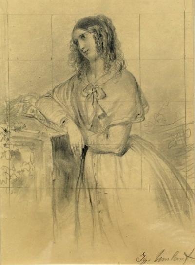 Umlauf Ignác (1821-1851) : Komtesa