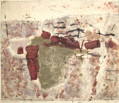 Šimotová Adriena (1926 - 2014) : Močál na hřebenech