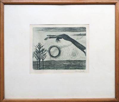 Konůpek Jan (1883 - 1950) : Beznaděj