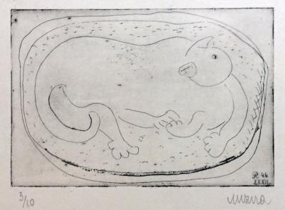 Mizera Otta (1919 - 1952) : Kočka