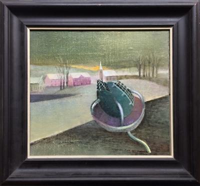 Rossí Karel (1955) : Návštěva