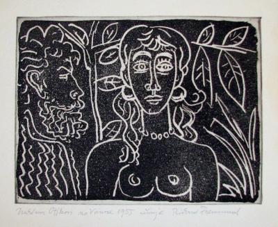 Fremund Richard (1928 - 1969) : Bez názvu