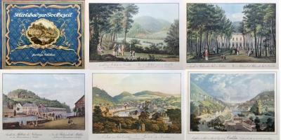 Bibliofilie I.  : Karlsbad zur Goethezeit