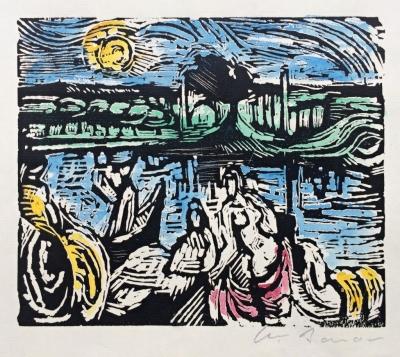 Bauch Jan (1898 - 1995) : U řeky