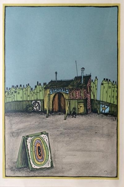 Bím Tomáš (1946) : Ohrada