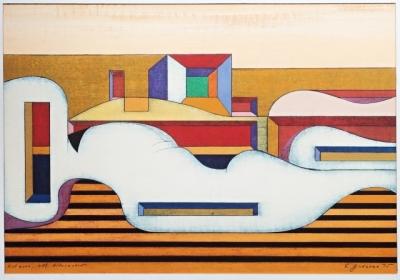 Guderna Ladislav (1921 - 1999) : Hot Noon - 4th Alternative