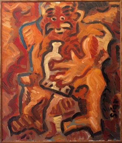 Singer Michal (1959) : Rudovous (Bůh na chodníku)