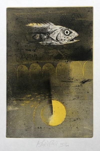 Sukdolák Pavel (1925) : Rybí nocturno