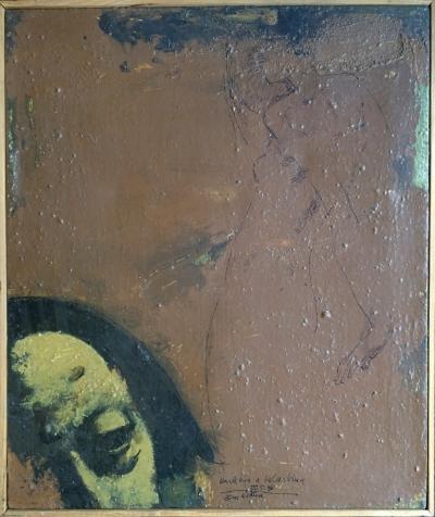 Žemlička Bohumil (1938) : Harlekýn a Kolombína