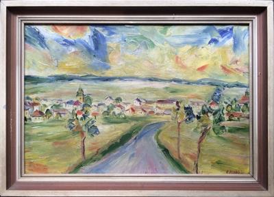 Beneš Vincenc (1883 - 1979) : Vesnice