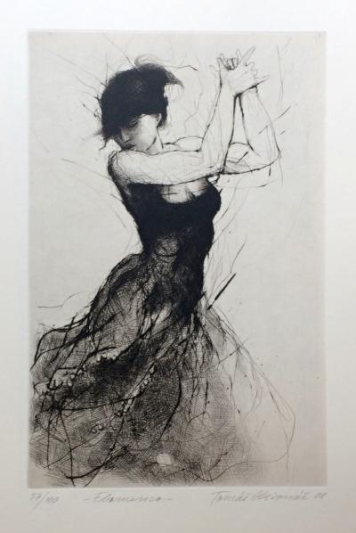 Hřivnáč Tomáš (1959) : Flamenco