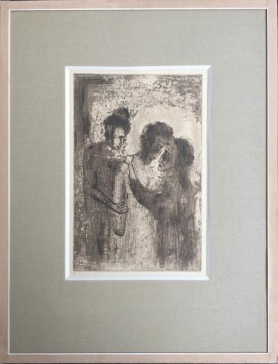 Reynek Bohuslav (1882 - 1971) : Loučení