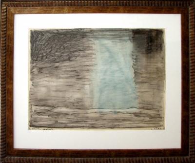 Šíma Josef (1891 - 1971) : Orfeus (Sloup Orfeův)