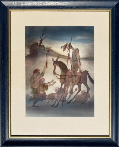 Born Adolf  (1930 - 2016) : Don Quijote