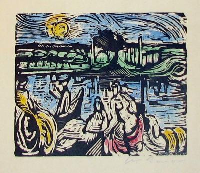 Bauch Jan (1898 - 1995) : Na pobřeží
