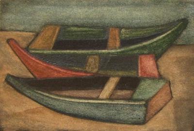 Beneš Vlastimil (1919 - 1981) : Pramice