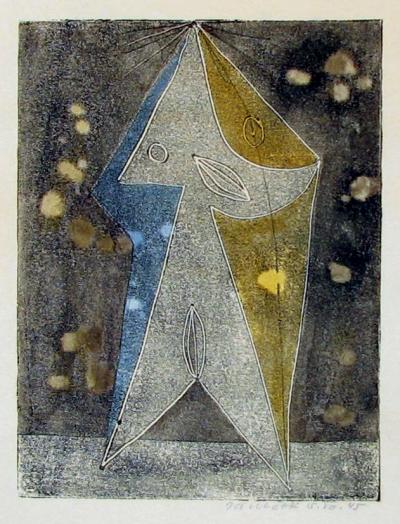 Janeček Ota (1919 - 1996) : Žena