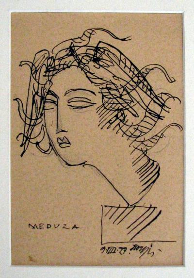 Horejc Jaroslav (1886 - 1983) : Meduza