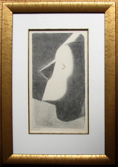 Tichý František (1896 - 1961) : Hlava clowna II.