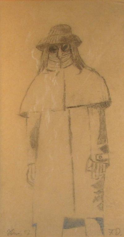 Tichý František (1896 - 1961) : Návrh obálky