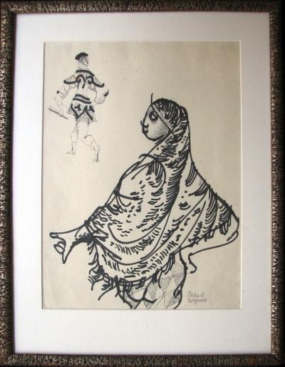 Trnka Jiří (1912 - 1969) : Renesanční postavy