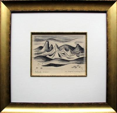 Zrzavý Jan (1890 - 1977) : Island