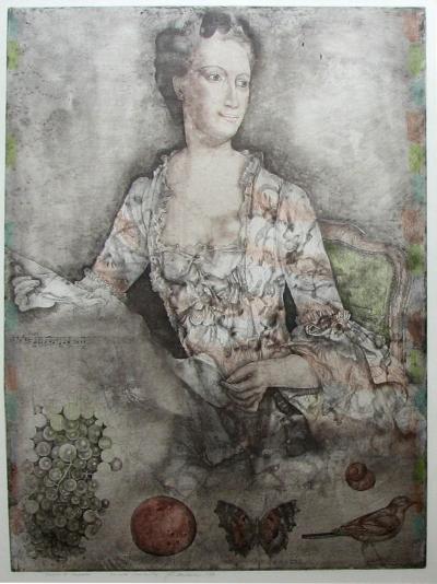 Anderle Jiří (1936) : Marquise de Pompadur