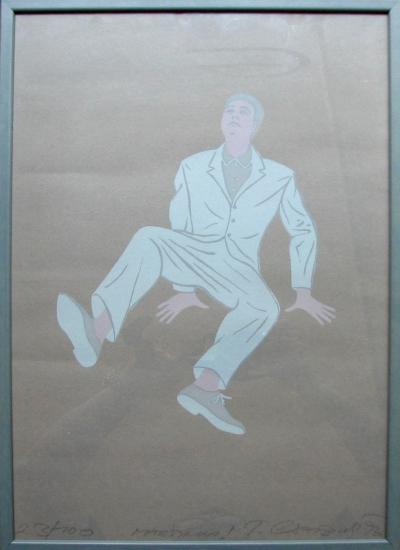 Císařovský Tomáš 1962 : Mladý muž