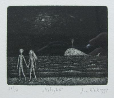 Hísek Jan (1965) : Velryba