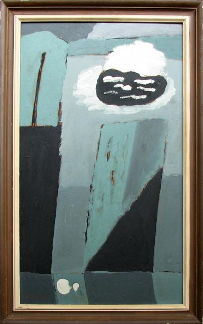 Hodonský František (1945) : Z ptačí rezervace