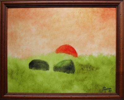 Janeček Ota (1919 - 1996) : Pastviny