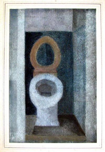 Beneš Vlastimil (1919 - 1981) : Toaleta