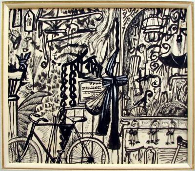 Lhoták Kamil (1912 - 1990) : Ilustrace ?