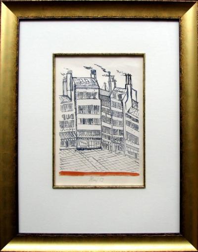 Tichý František (1896 - 1961) : Paříž